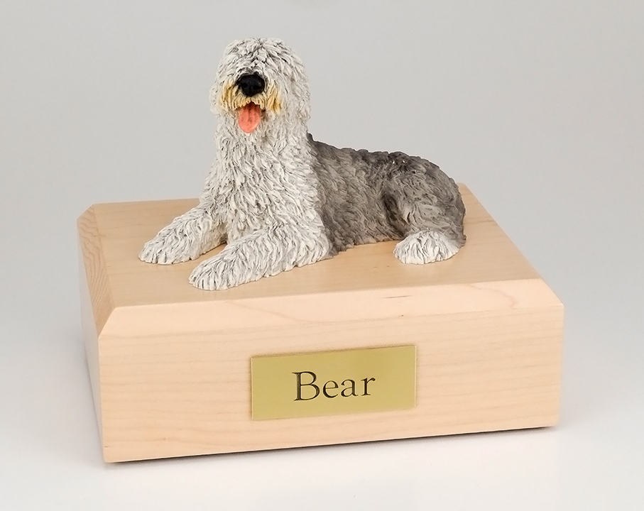 Dog, Sheepdog - Figurine Urn